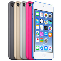 iPod touch 6th