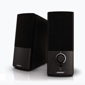BOSE Companion 2 Series III multimedia speaker system Companion2IIIBK