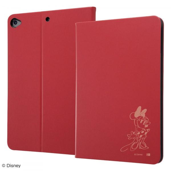 ingrem iPad mini 第5世代 ディズニーキャラクター レザーケース ミニーマウス_15