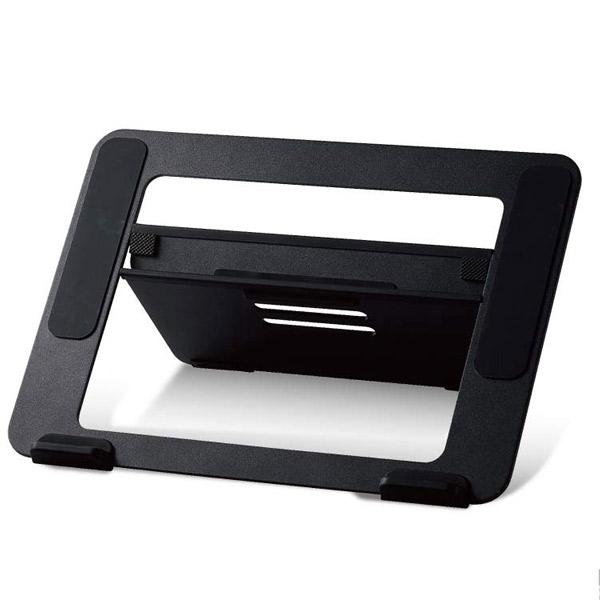 エレコム タブレット用スタンド 4アングルドローイングスタンド ブラック