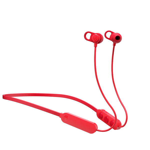 Skullcandy JIB+ Bluetooth 5.0 ワイヤレスイヤホン カナル型 RED