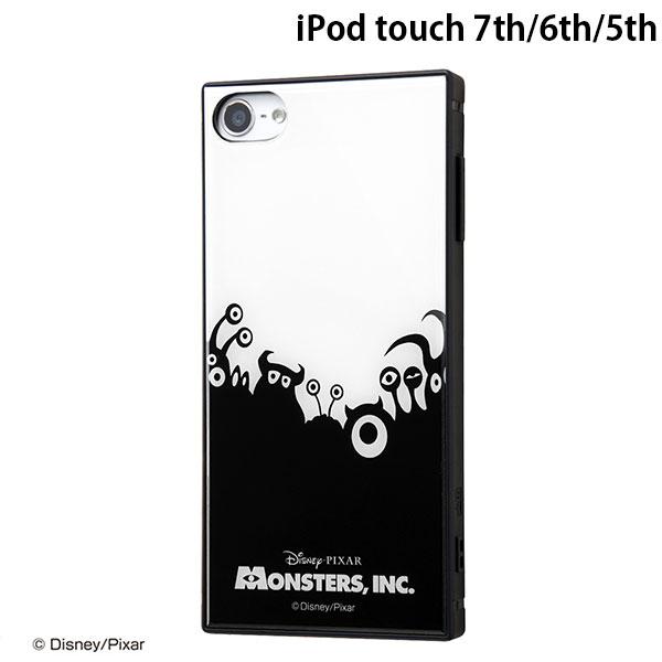 Ray Out iPod touch 7th / 6th / 5th ディズニーキャラクター・ピクサー 耐衝撃 ハイブリッドケース KAKU モンスターズ・インク