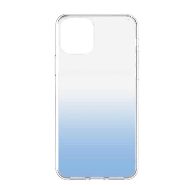 Simplism iPhone 11 Pro [GLASSICA] 背面ガラスケース クリアブルー