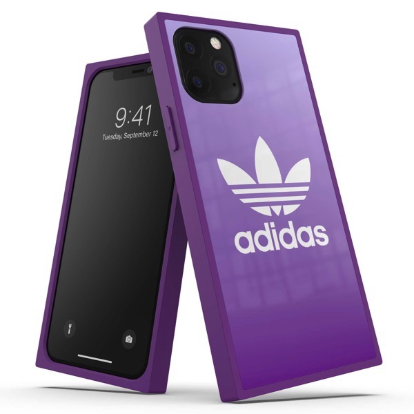 adidas iPhone 11 Pro OR SQUARE CASE FW19 Active Purple
