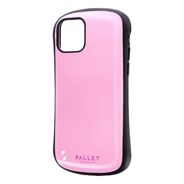 LEPLUS iPhone 11 Pro 耐衝撃ハイブリッドケース PALLET ピンク