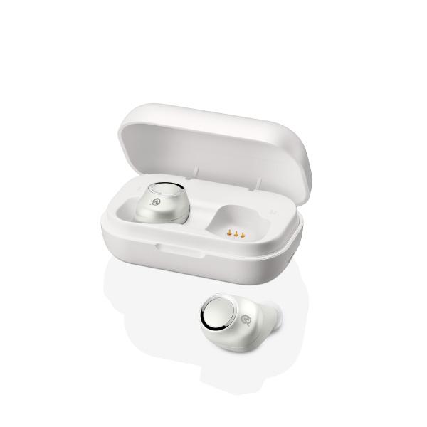 M-SOUNDS MS-TW3 Bluetooth 5.0対応 IPX7 防水 完全ワイヤレスイヤホン ホワイト