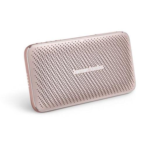 harman kardon ESQUIRE Mini 2 Bluetooth 対応 ポータブルスピーカー ローズゴールド