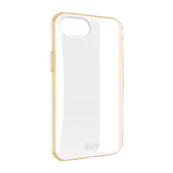 gourmandise iPhone SE 第2世代 / 8 / 7 / 6s / 6 ケース IIIIfi+ (イーフィット) CLEAR イエロー