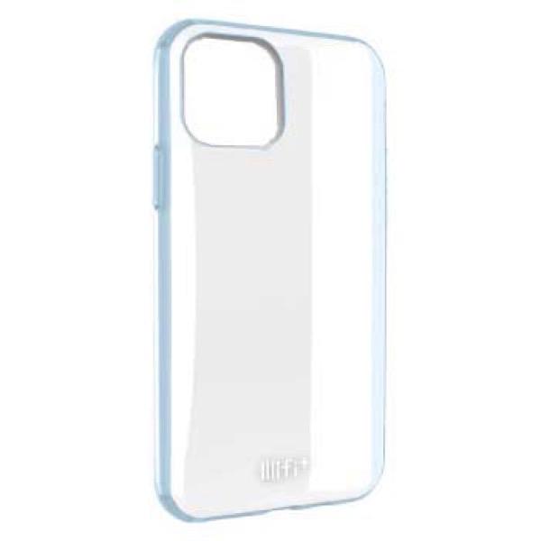 gourmandise iPhone 11 Pro Max ケース IIIIfi+ (イーフィット) CLEAR ライトブルー