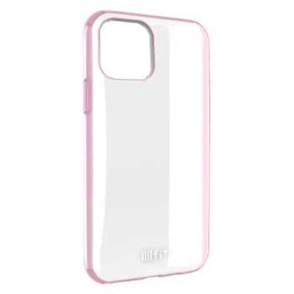 gourmandise iPhone 11 Pro Max ケース IIIIfi+ (イーフィット) CLEAR ピンク