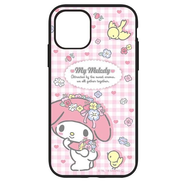 gourmandise iPhone 11 / XR ケース IIIIfi+ (イーフィット) サンリオキャラクターズ マイメロディ