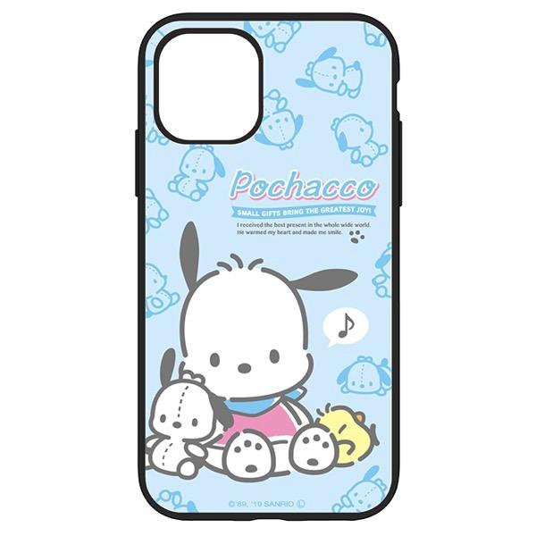 gourmandise iPhone 11 / XR ケース IIIIfi+ (イーフィット) サンリオキャラクターズ ポチャッコ