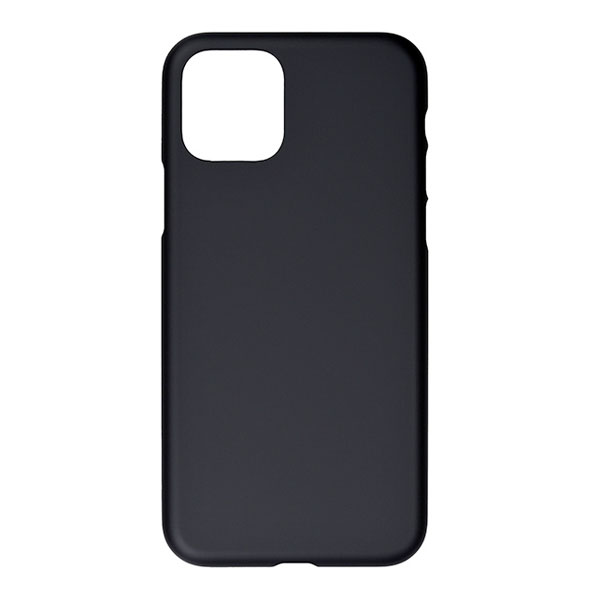 PowerSupport iPhone 11 Pro Air Jacket エアージャケット Rubber Black