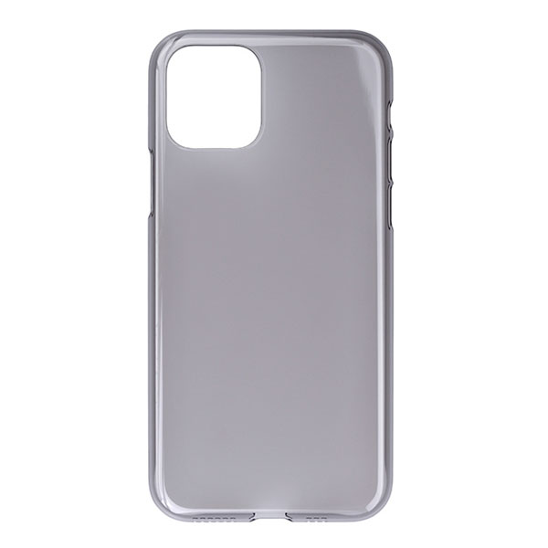 PowerSupport iPhone 11 Pro Air Jacket エアージャケット Clear Black