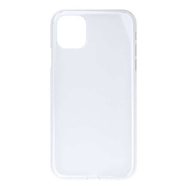 PowerSupport iPhone 11 Air Jacket エアージャケット Clear