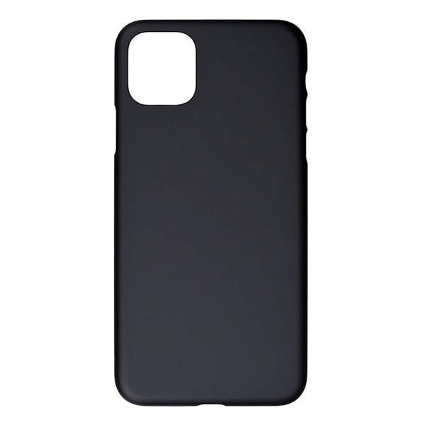 PowerSupport iPhone 11 Pro Max Air Jacket エアージャケット Rubber Black