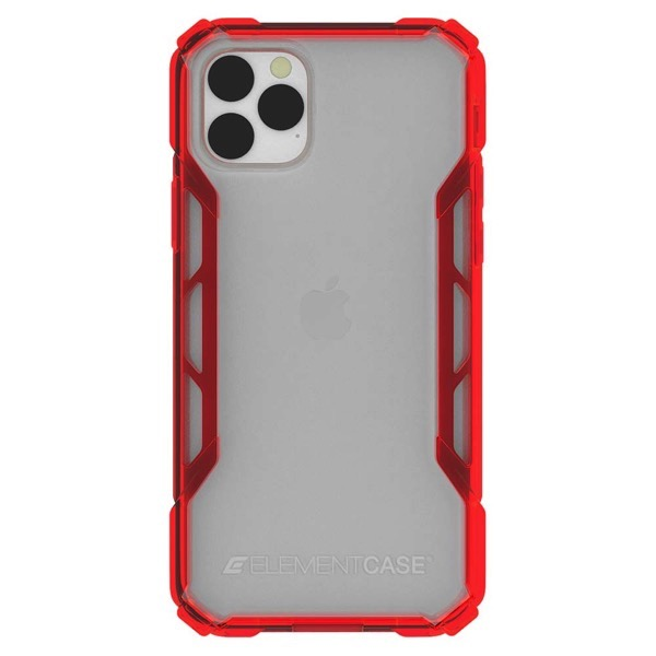 Element Case iPhone 11 Pro Max Rally Sunset Red