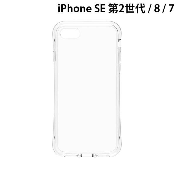 Simplism iPhone SE 第2世代 / 8 / 7 [Turtle Grip] 衝撃吸収ハイブリッドケース