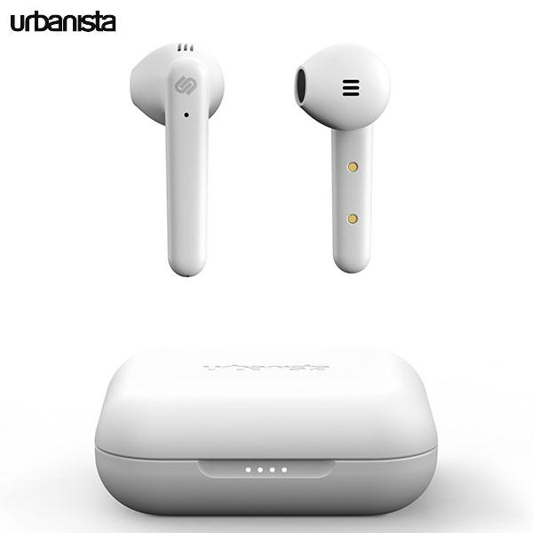 Urbanista STOCKHOLM PLUS True Wireless 完全ワイヤレス イヤホン Bluetooth 5.0 Fluffy Cloud