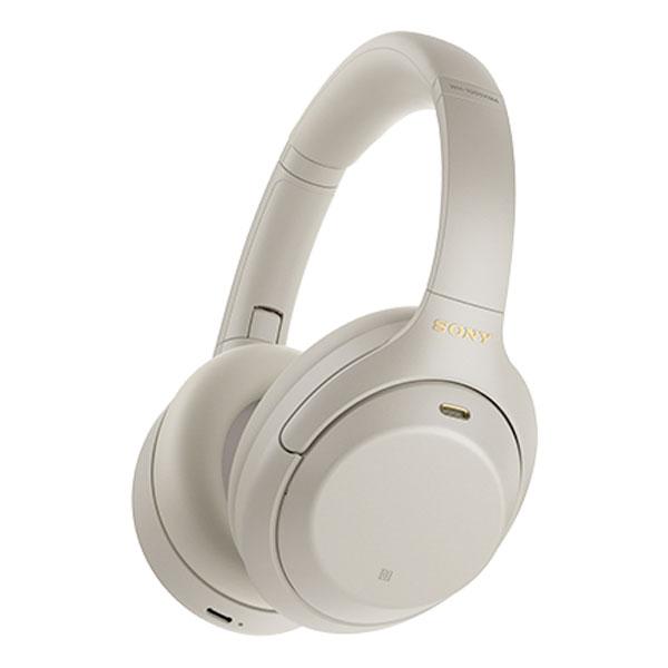 SONY WH-1000XM4 ワイヤレス ノイズキャンセリング Bluetooth 5.0 ステレオヘッドセット プラチナシルバー