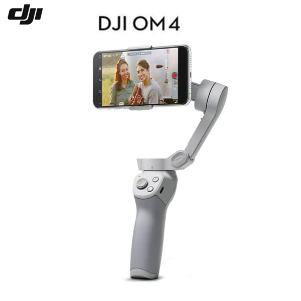 DJI OM 4 Bluetooth 5.0 スマートフォン対応 3軸ジンバル マグネット着脱式