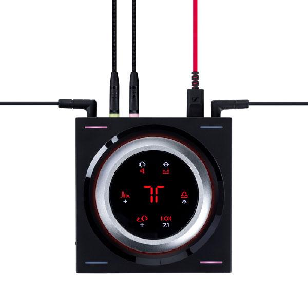 EPOS SENNHEISER GSX 1200 PRO オーディオアンプ