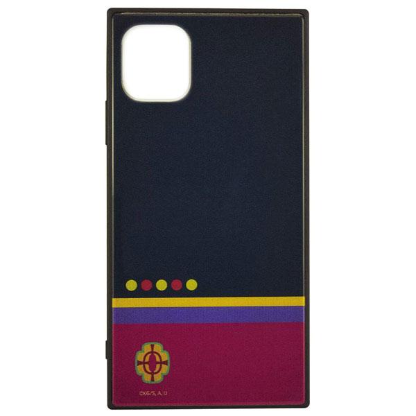 gourmandise iPhone 11 Pro  スクエアガラスケース 鬼滅の刃 宇随 天元