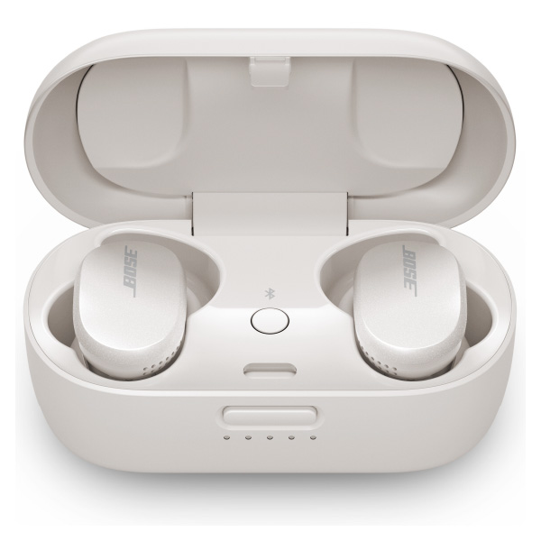 BOSE QuietComfort Earbuds Bluetooth 5.1 IPX4 防滴 アクティブノイズキャンセリング 完全ワイヤレス イヤホン Soapstone