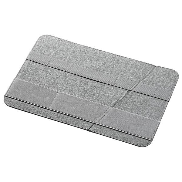 エレコム 14インチ ノートパソコン モバイルオーガナイザー グレー