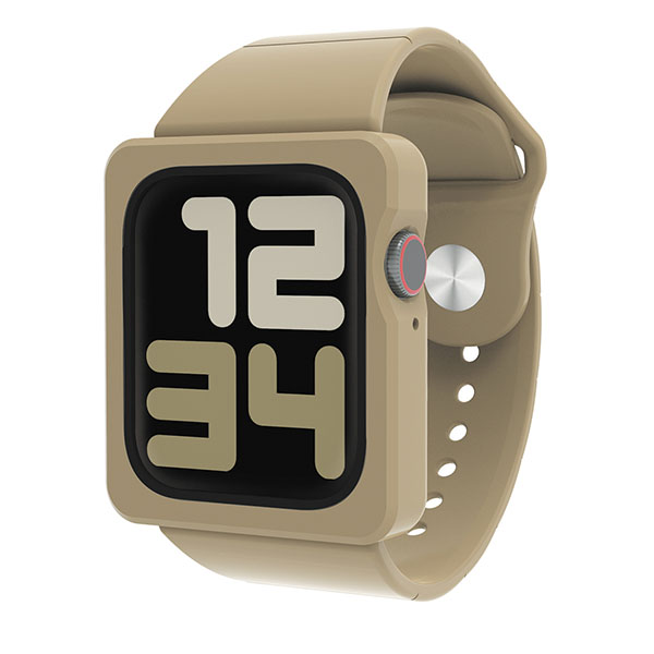 EYLE Apple Watch 44mm Series 4 / 5 / 6 / SE TILE Apple Watch Band Case BEIGE