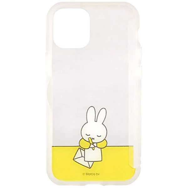 gourmandise iPhone 12 mini ケース SHOWCASE+ ミッフィー おてがみ