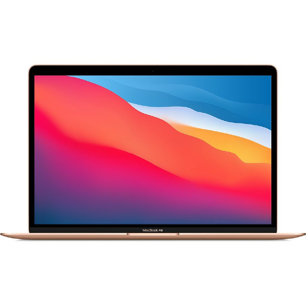 【NEW】 Apple MacBook Air 13inch (Better) 8Core CPU 7Core GPU Apple M1チップ/8GB/256GB ゴールド
