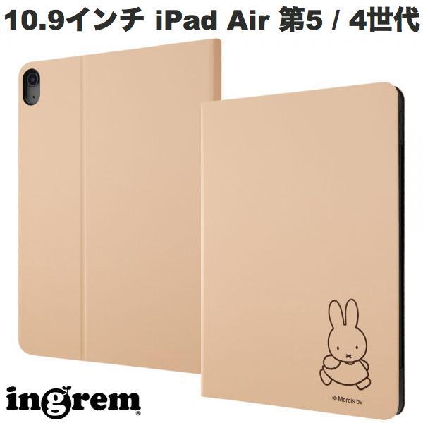 ingrem 10.9インチ iPad Air 第4世代 ミッフィー レザーケース ミッフィー
