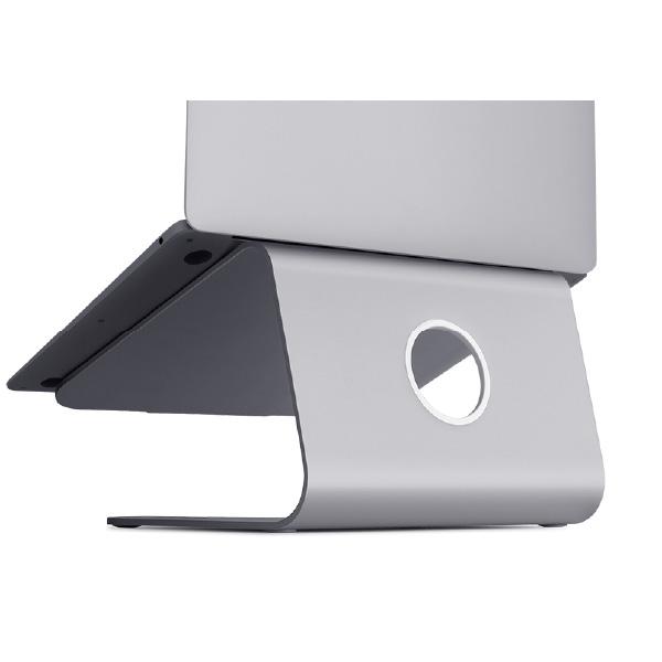 Rain Design mStand アルミニウムアロイ製 ラップトップスタンド スペースグレイ 10072