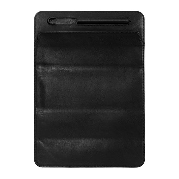 OWLTECH 2WAY マルチスリーブケース&タブレットスタンド 12.9インチ対応 ブラック