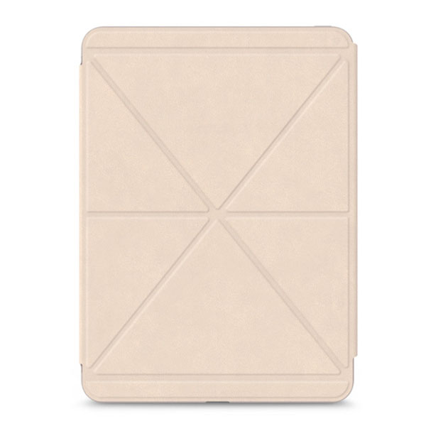 moshi 10.9インチ iPad Air 第4世代 / 11インチ iPad Pro M1 第3 / 2 / 1世代 VersaCover Savanna Beige