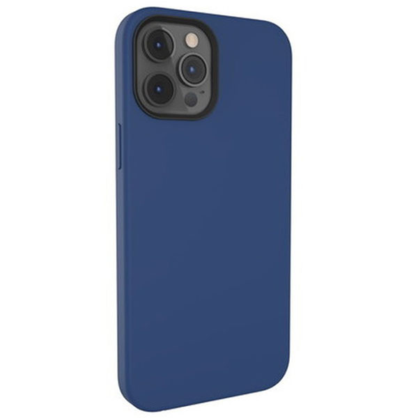 MagEasy iPhone 12 Pro Max MagSafe対応 MagSkin Classic Blue ME_ILLCSSCMS_BL