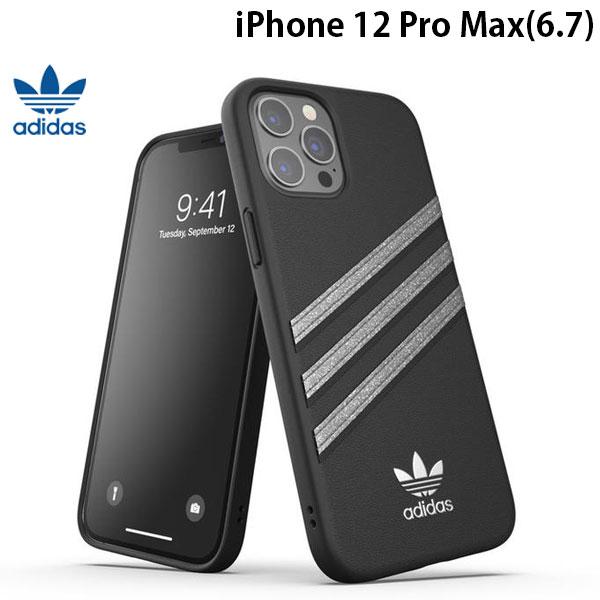 adidas iPhone 12 Pro Max OR Samba Woman Black/Glitter 43715 (EY1173)