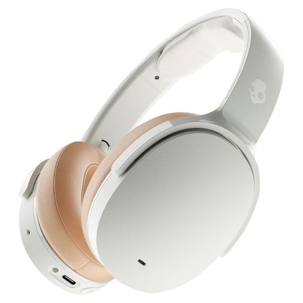 Skullcandy HESH ANC Bluetooth 5.0 ワイヤレス ノイズキャンセリング ヘッドホン MOD WHITE