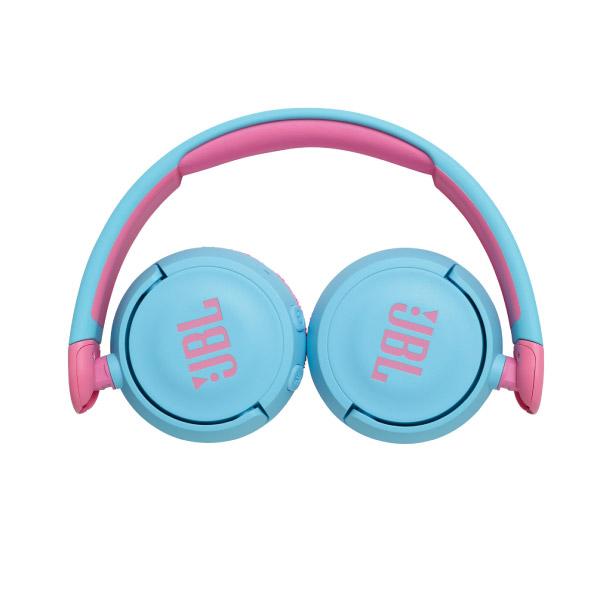 JBL JR310BT ダイナミック型 Bluetooth5.0 ワイヤレス 子ども向け ヘッドホン ライトブルー/ピンク JBLJR310BTBLU