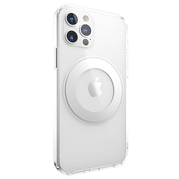 MagEasy iPhone 12 / 12 Pro MagSafe対応 MagCrush Silver