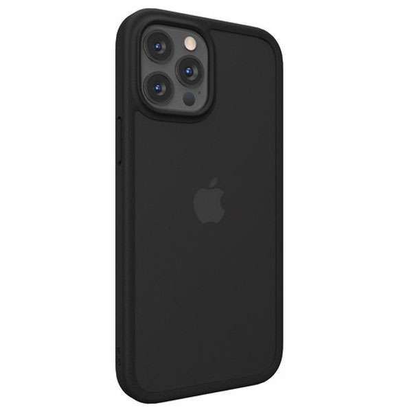 SwitchEasy iPhone 12 Pro Max AERO+ Frosty Black