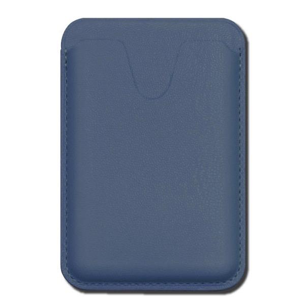 Simplism iPhone MagSafe対応カードウォレット ネイビー