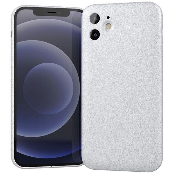MYNUS iPhone 12 CASE ミニマルデザイン サンドグレー