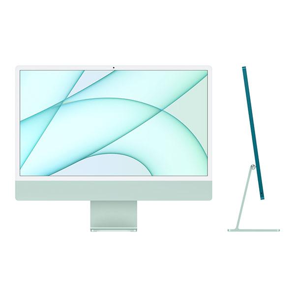 【NEW】 Apple M1 iMac 24 Retina 4.5K 8Core GPU 8GB 256GB グリーン