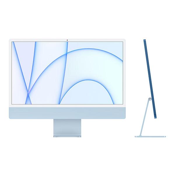 【NEW】 Apple M1 iMac 24 Retina 4.5K 8Core GPU 8GB 512GB ブルー