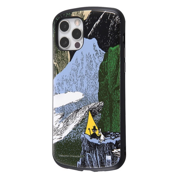 ingrem iPhone 12 / 12 Pro ムーミン 耐衝撃ケース MiA OUTDOORS テント