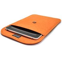 buzzhouse design iPad ハンドメイドフェルトケース オレンジ
