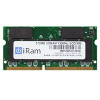 iRam PC133 SO.DIMM 512MB 144pin