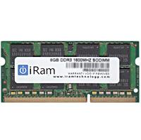 iRam PC3-12800 (DDR3-1600) SO.DIMM 4GB